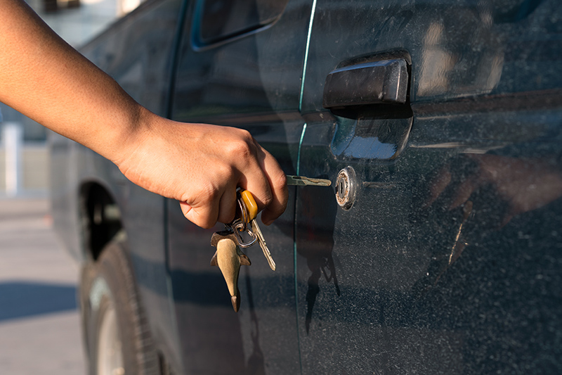 Car Locksmith in Bradford West Yorkshire